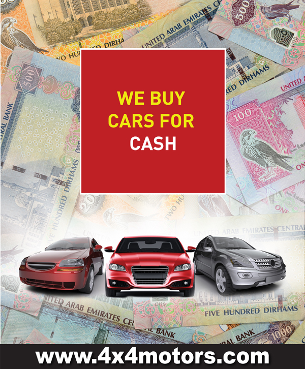 Sell Your Car for Cash  4x4 Motors LLC